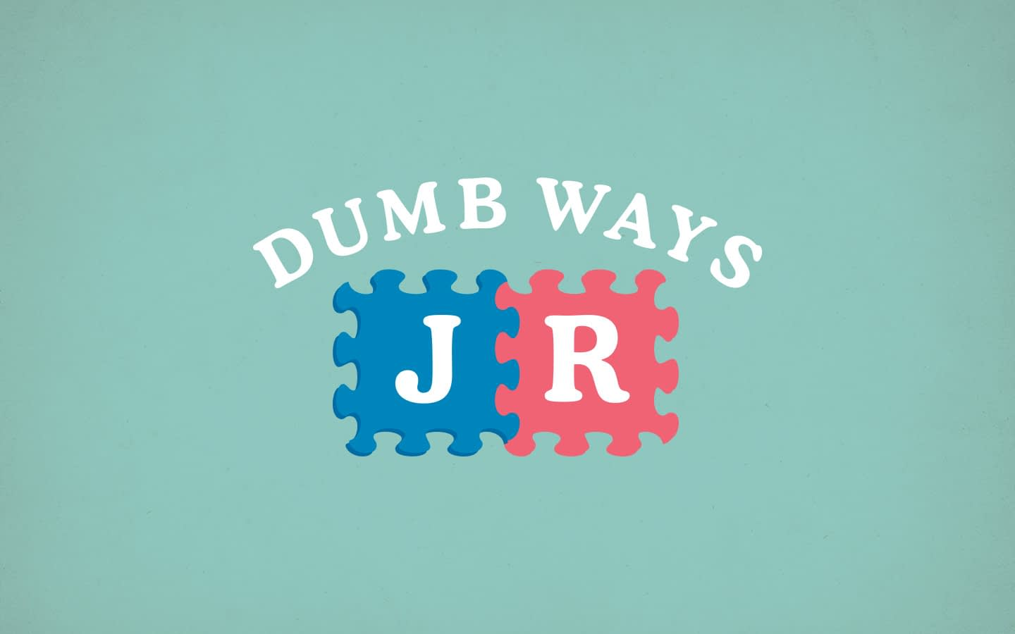 Dumb Ways JR logo