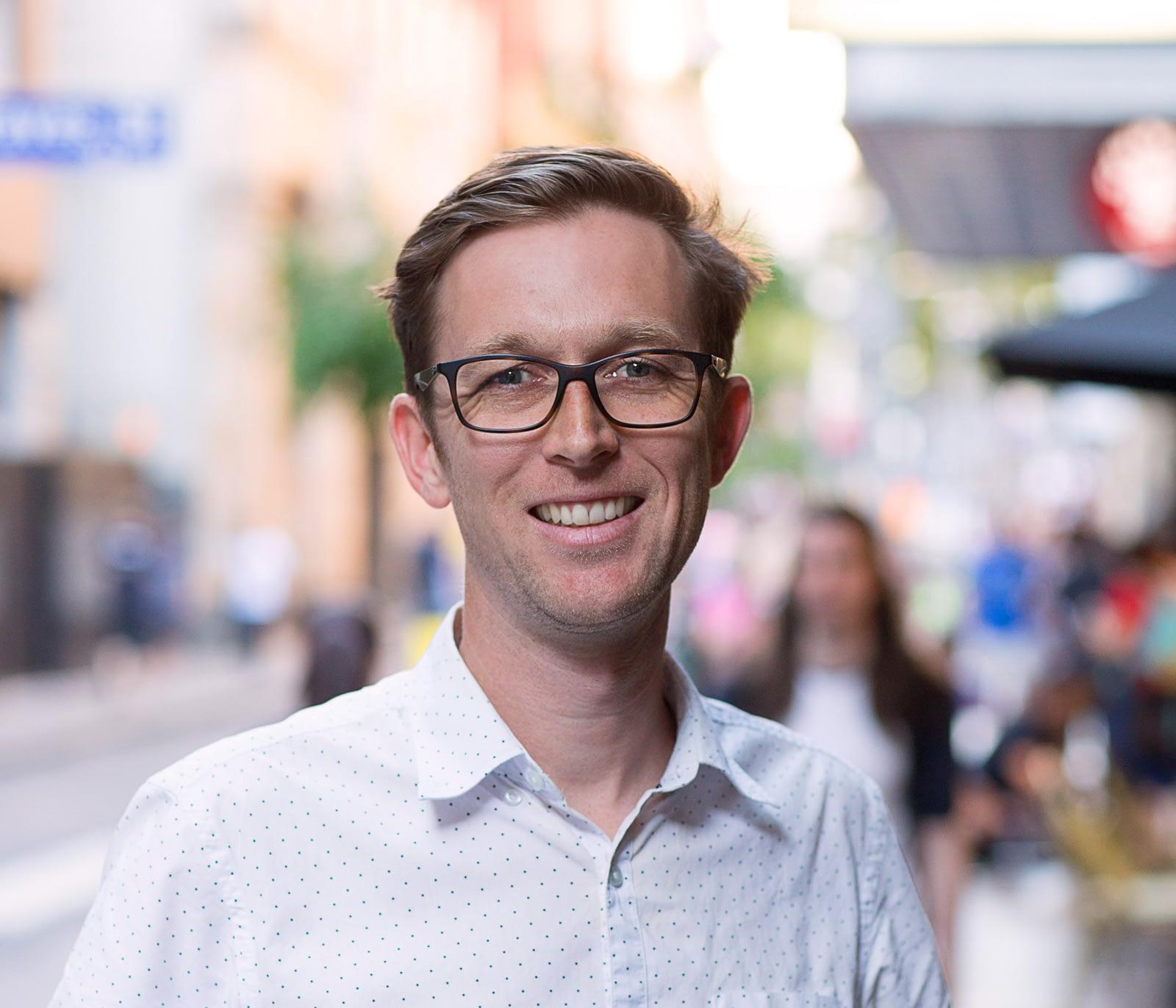 Adam Kelly, Studio Manager