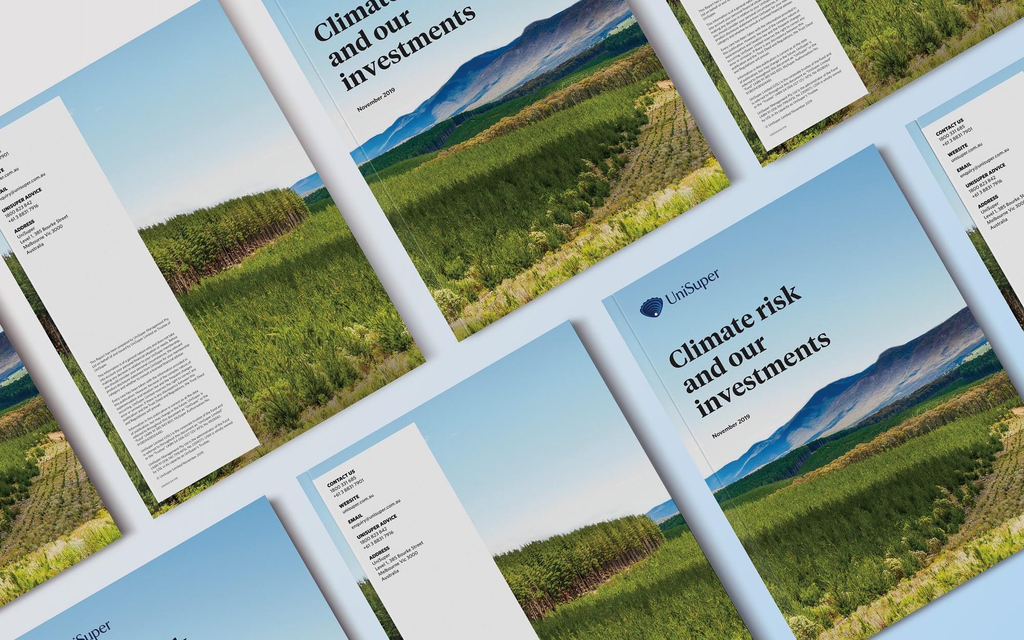Unisuper 2019 Climate Risk report