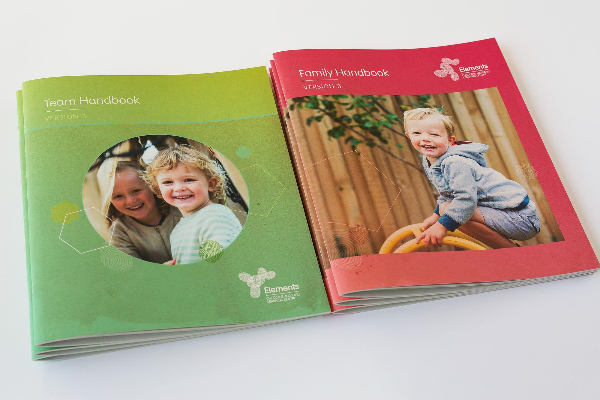 Elements Handbook covers