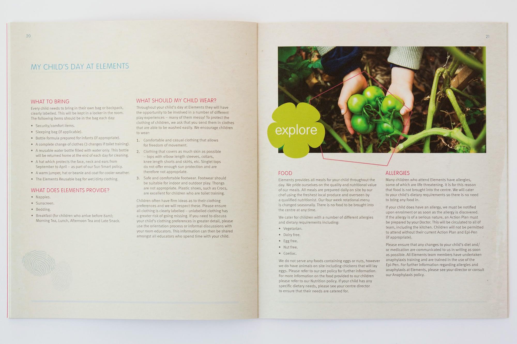 Elements Handbook spread