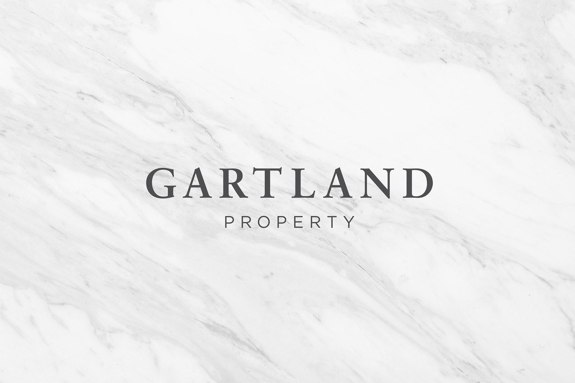 Gartland Property new brandmark